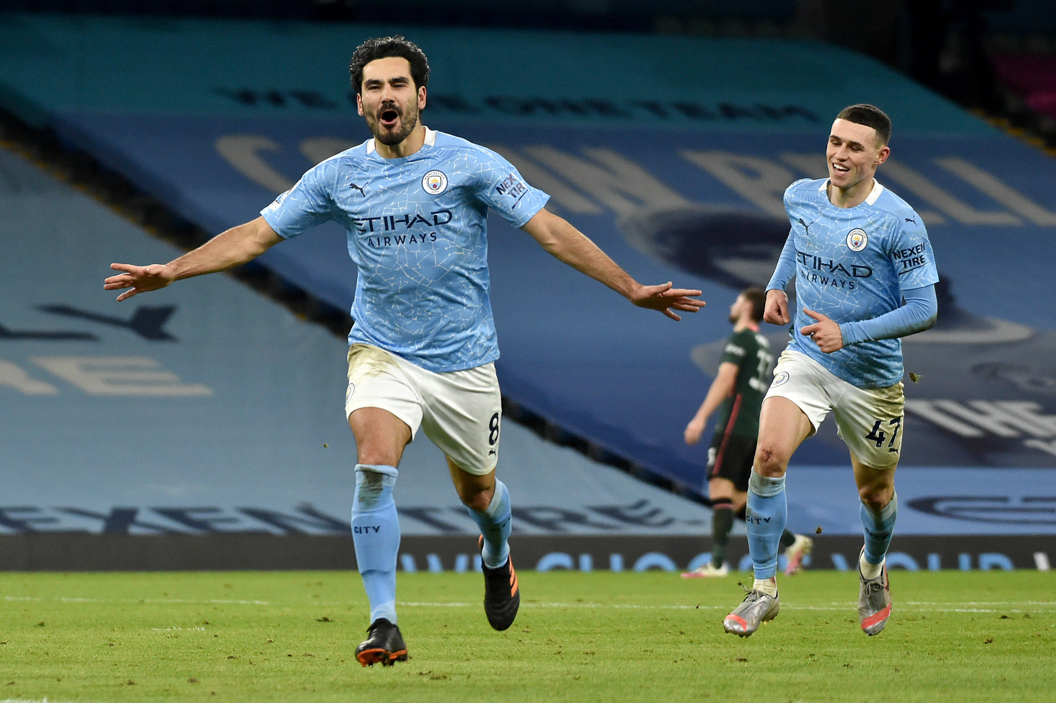 Weekend fixtures give Man City chance to extend lead