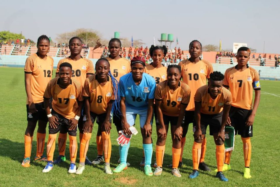 Zambia national football team upbeat ahead of Olympic Games