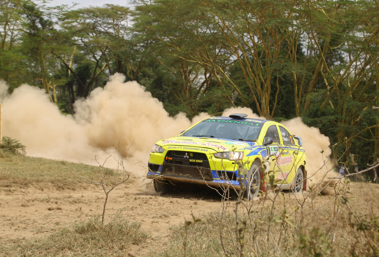 KENYA: Fans to be locked out of KCB Machakos Rally