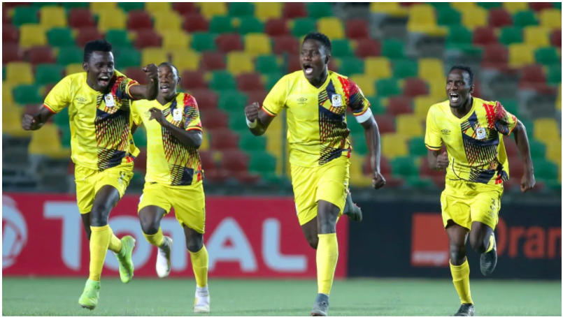 Ghana, Uganda reach Total U-20 Afcon finals