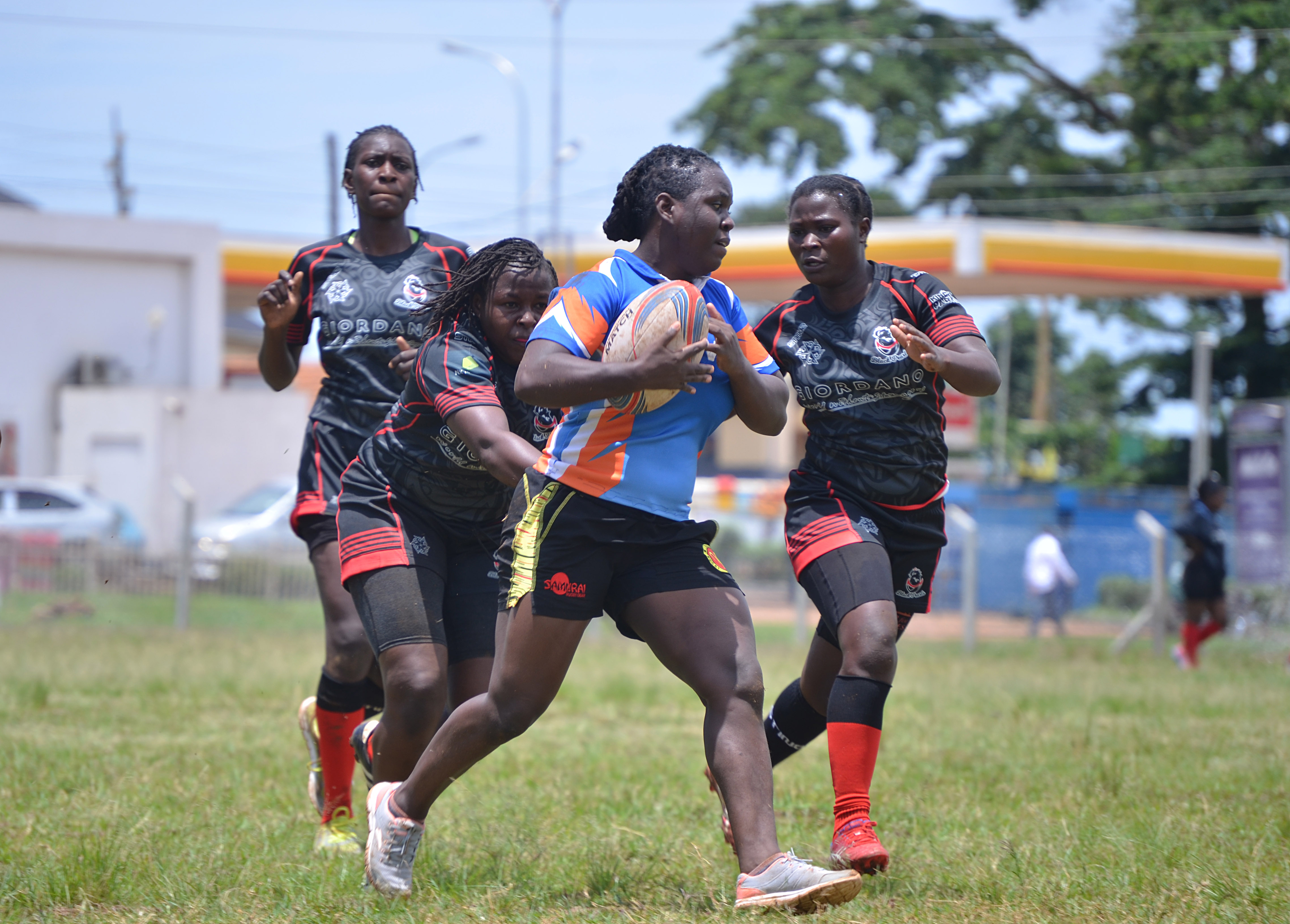 Uganda women's rugby action resumes