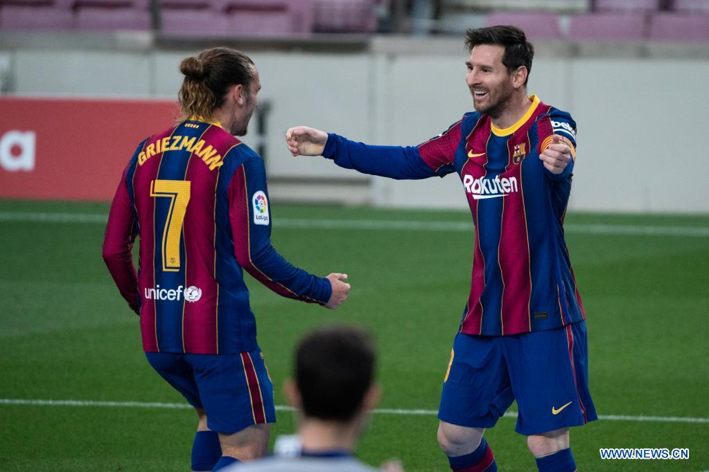 Barca 'party' could spell trouble for Messi