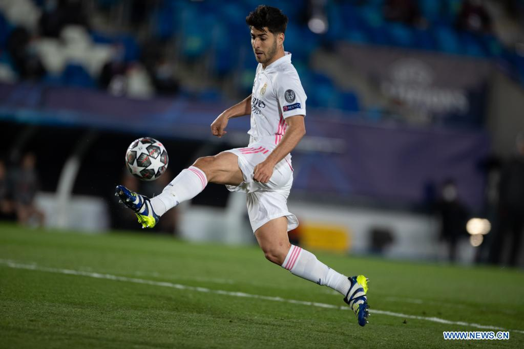 Ancelotti pleased with Asensio's hat-trick