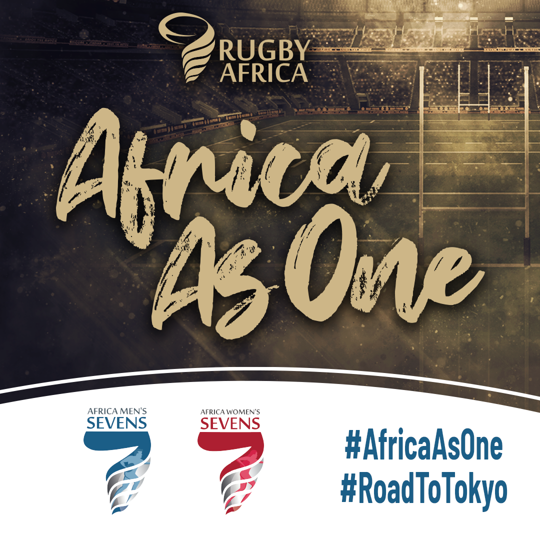 Rugby Africa drop-kicks #AfricaAsOne with the launch of Women's Sevens Solidarity Camp
