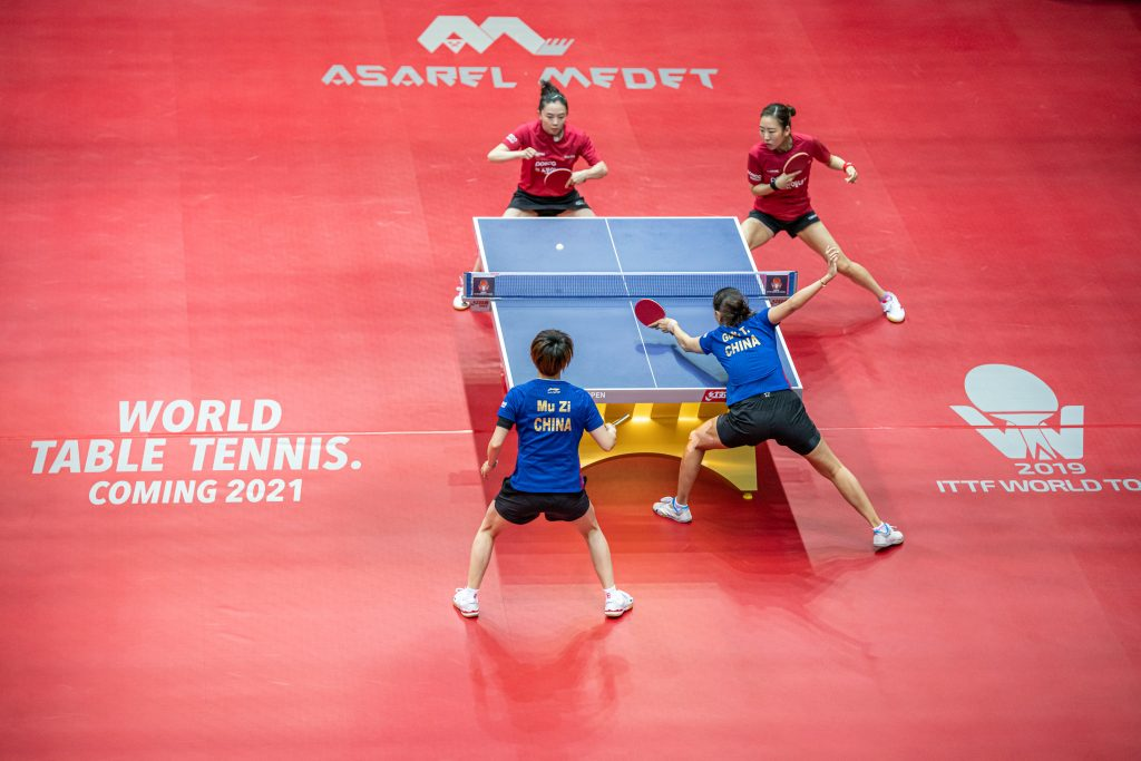 World Table Tennis Championships confirmed for Houston in November
