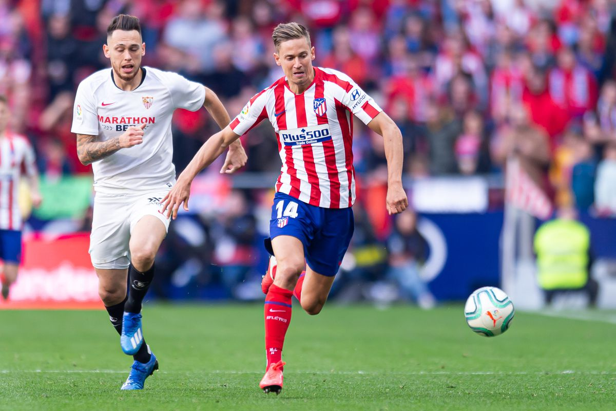 Atletico Madrid go back to top as Barca put five goals past Getafe
