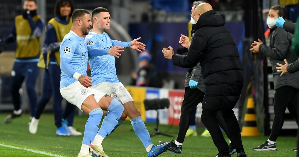 Man City rally to beat PSG in UCL semifinal first leg