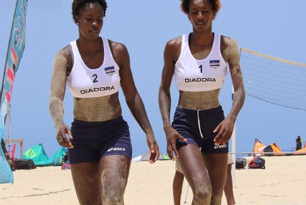 Cape Verde sister pair to hunt for Olympic ticket in Morocco