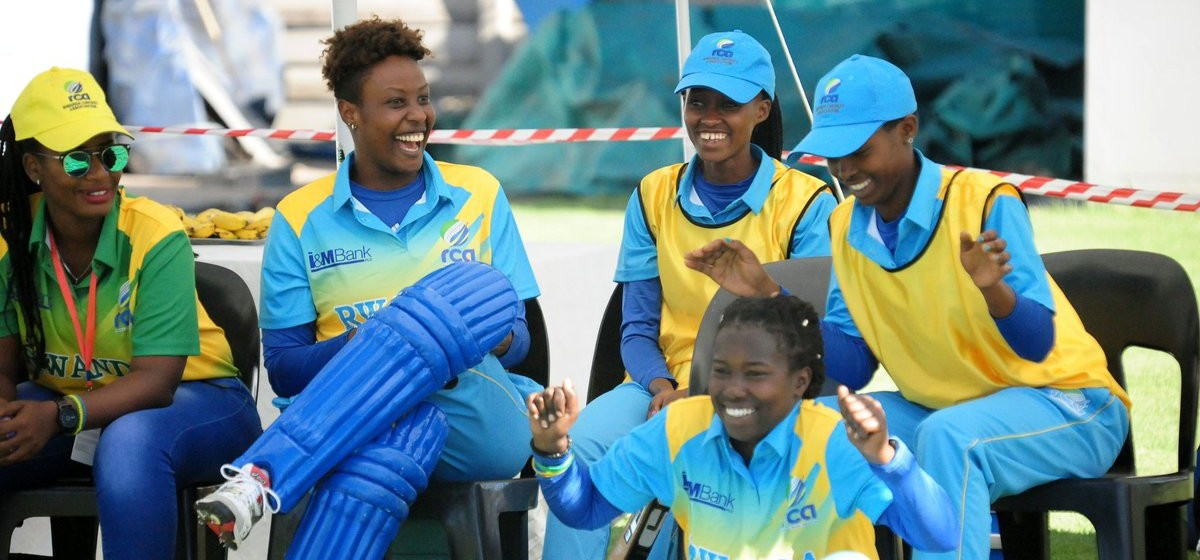 Nigeria's female cricket team to play in Kigali tourney