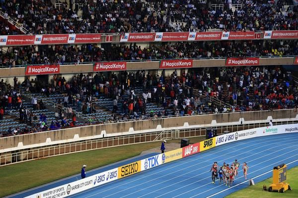 Nairobi World U20 organizers assure maximum security