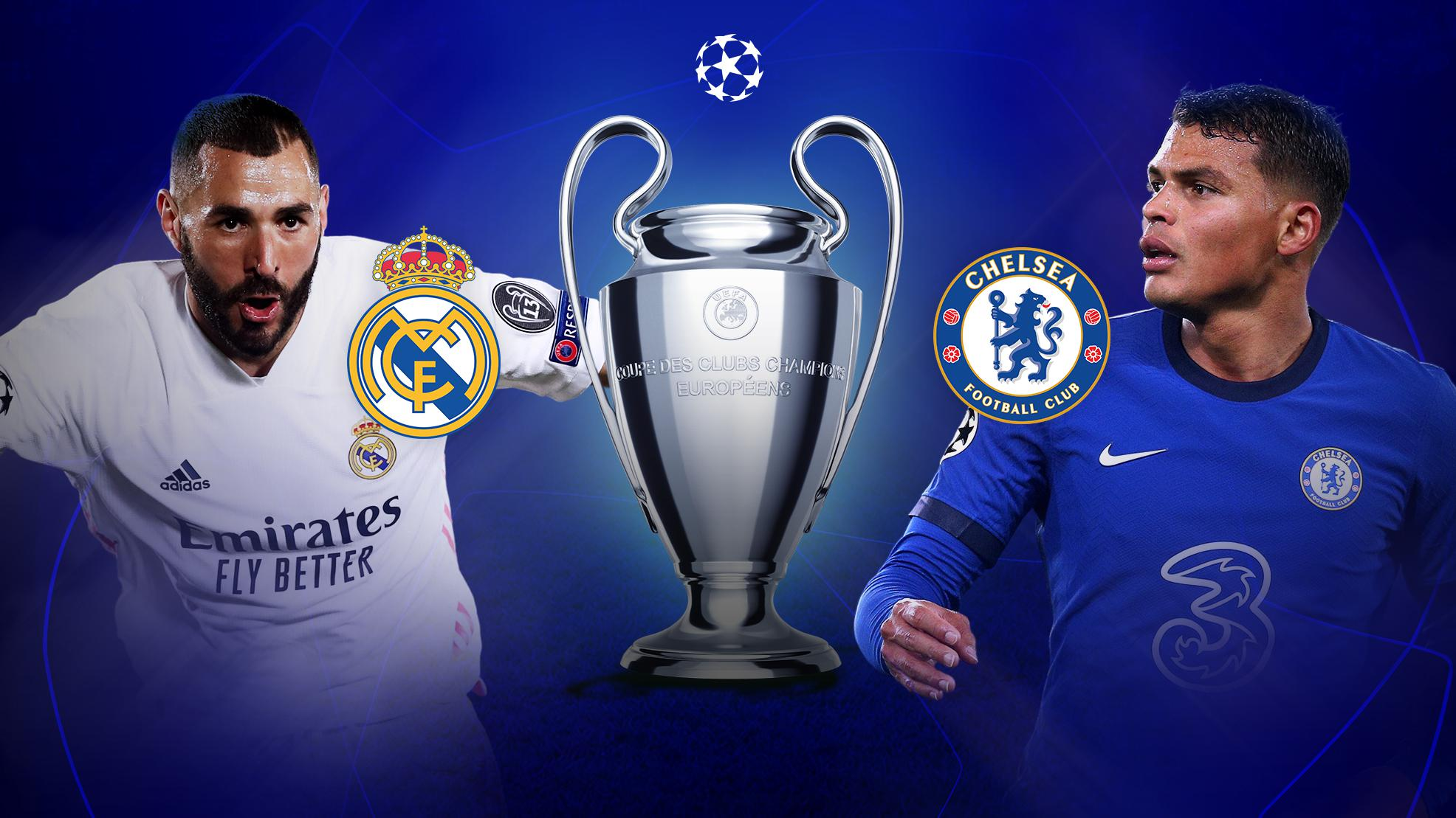 Chelsea the final hurdle for Real Madrid's Champions League hopes
