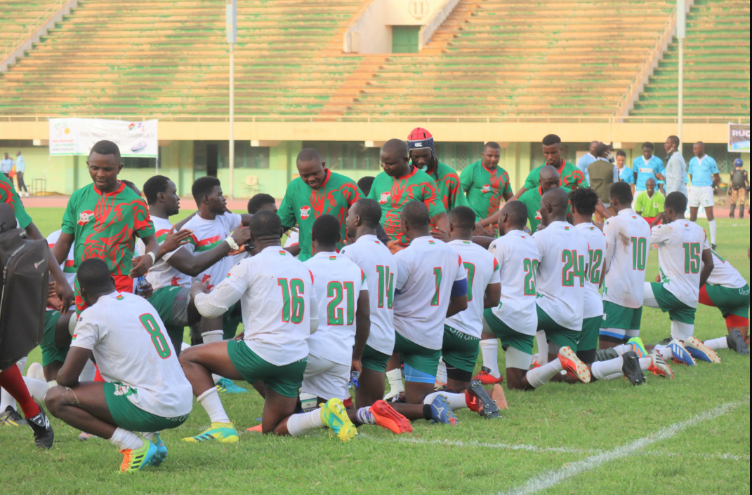 Rugby World Cup 2023 Qualifiers Games Kick Off in Ouagadougou