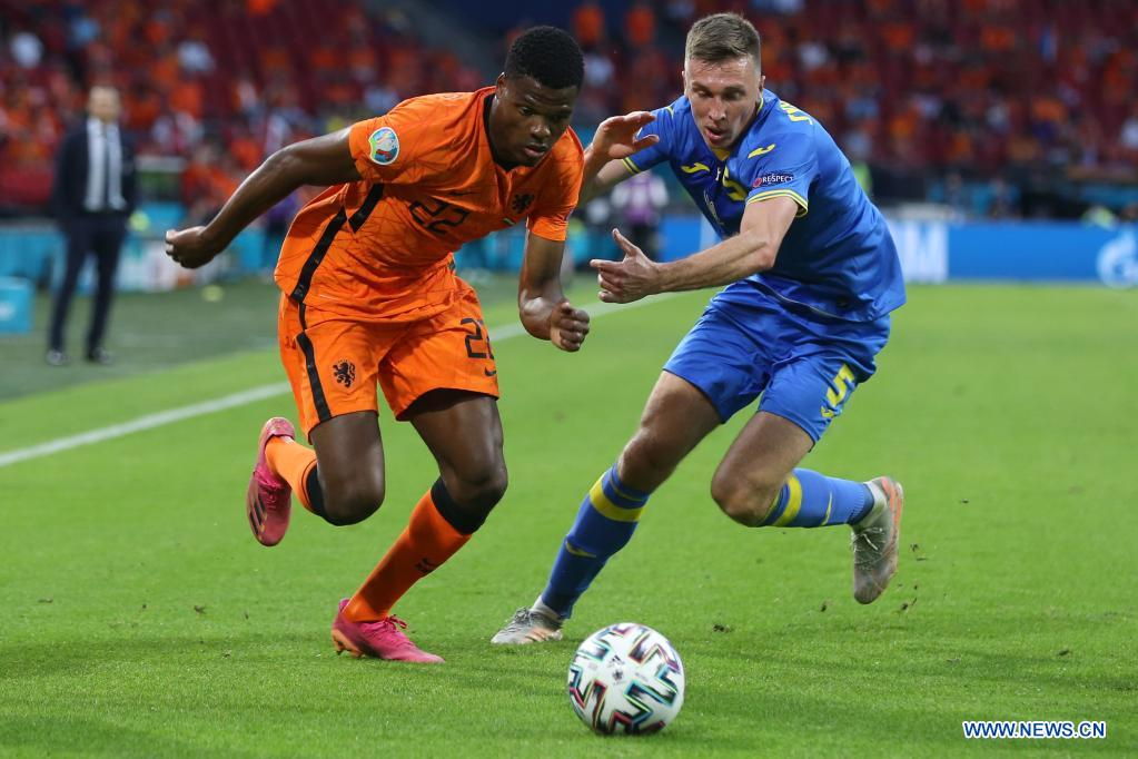Netherlands, Austria, England start with wins into Euro 2020