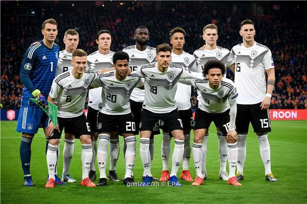 Germany enters Euro 2020 as tournament's dark horse