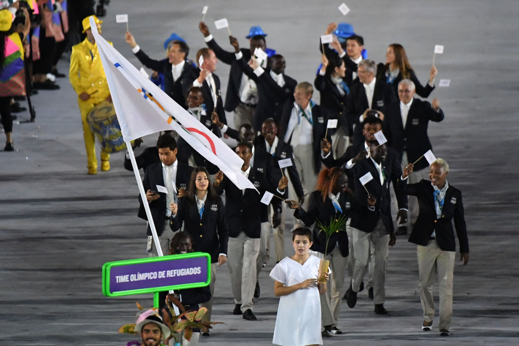 29 athletes to represent refugee team at Tokyo 2020