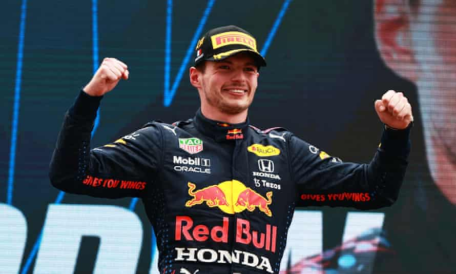 Verstappen takes F1 title lead with dominant Dutch GP win