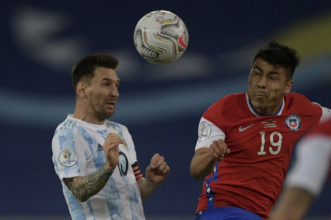 Scaloni plays down Messi injury fears ahead of Brazil-Argentina duel