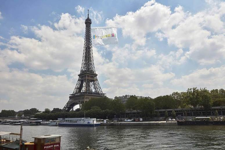 Paris 2024 gets ready to take the baton from Tokyo 2020