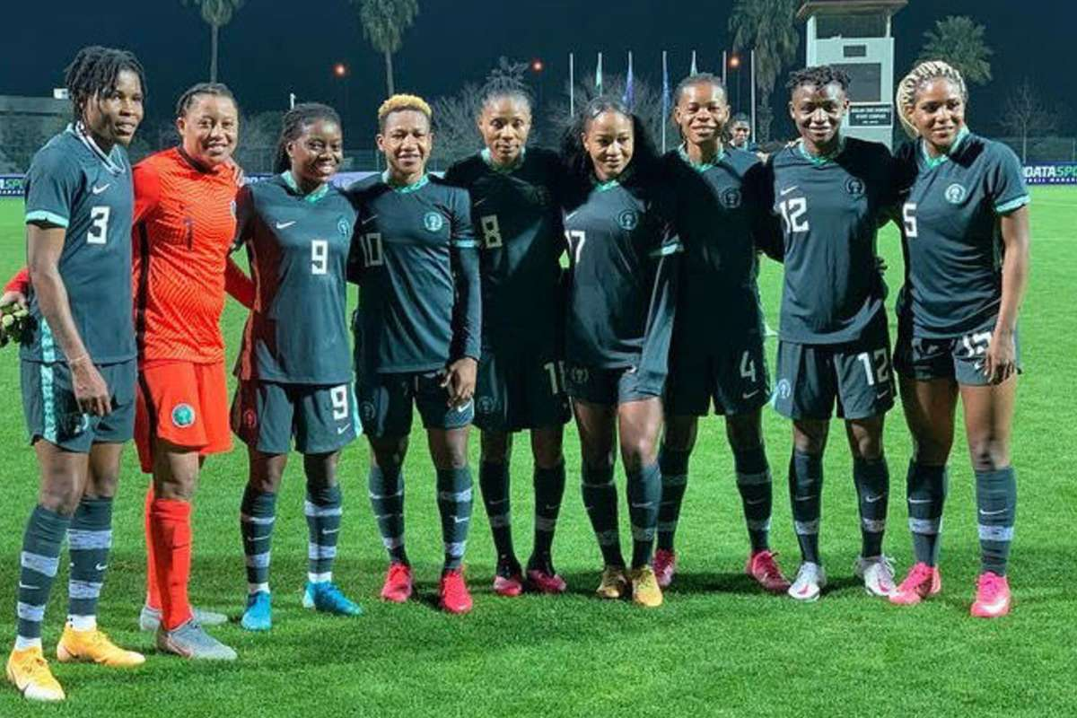 FIFA Women's Rankings: Nigeria maintains its position