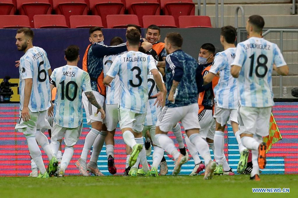 2022 Fifa World Cup qualifiers : Argentina, Uruguay in goalless draws