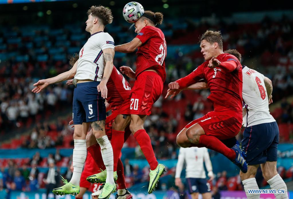Harry Kane ends England's long wait for a final appearance