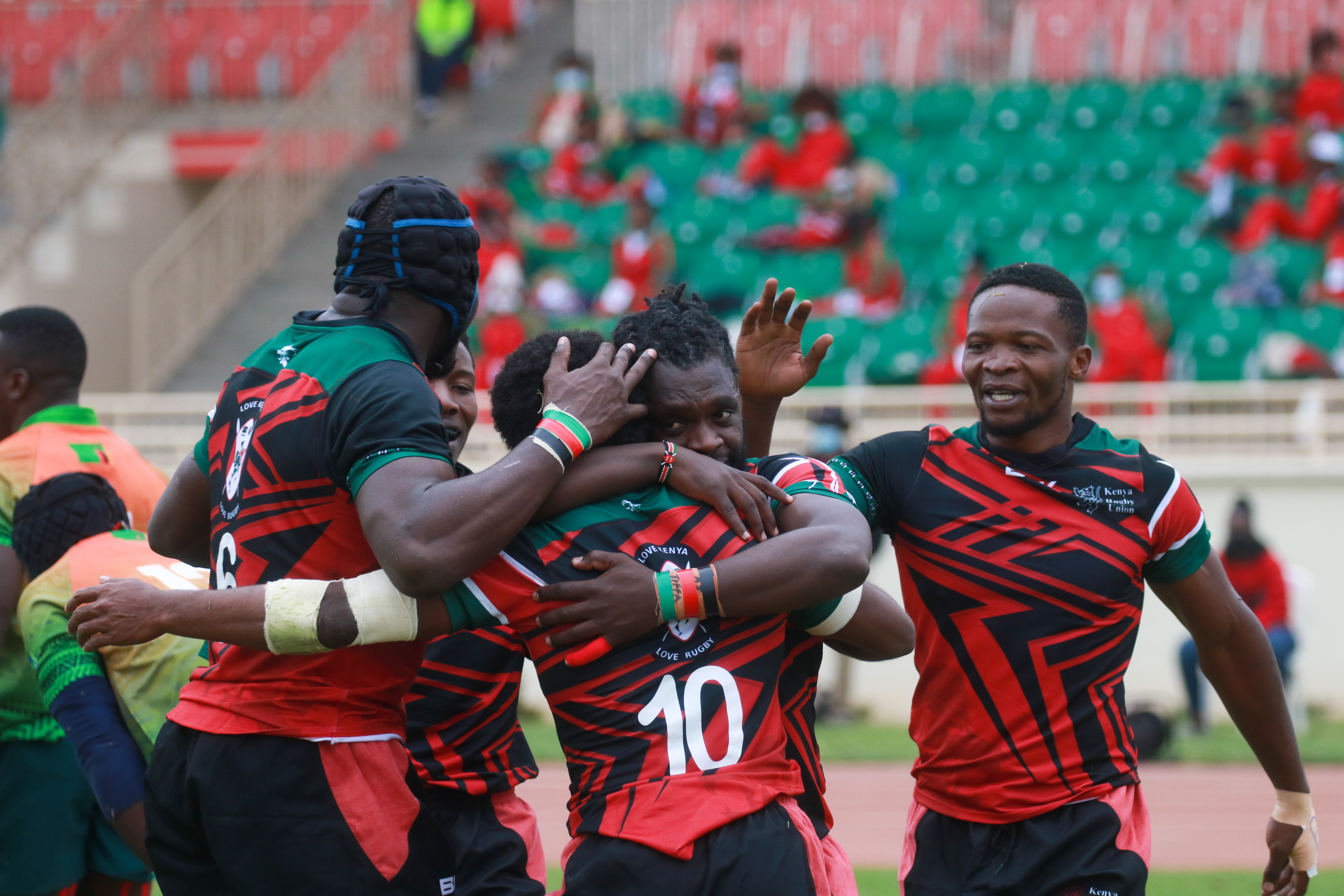 Wrap up of Rugby Africa Cup games/Rugby World Cup 2023 Qualifiers