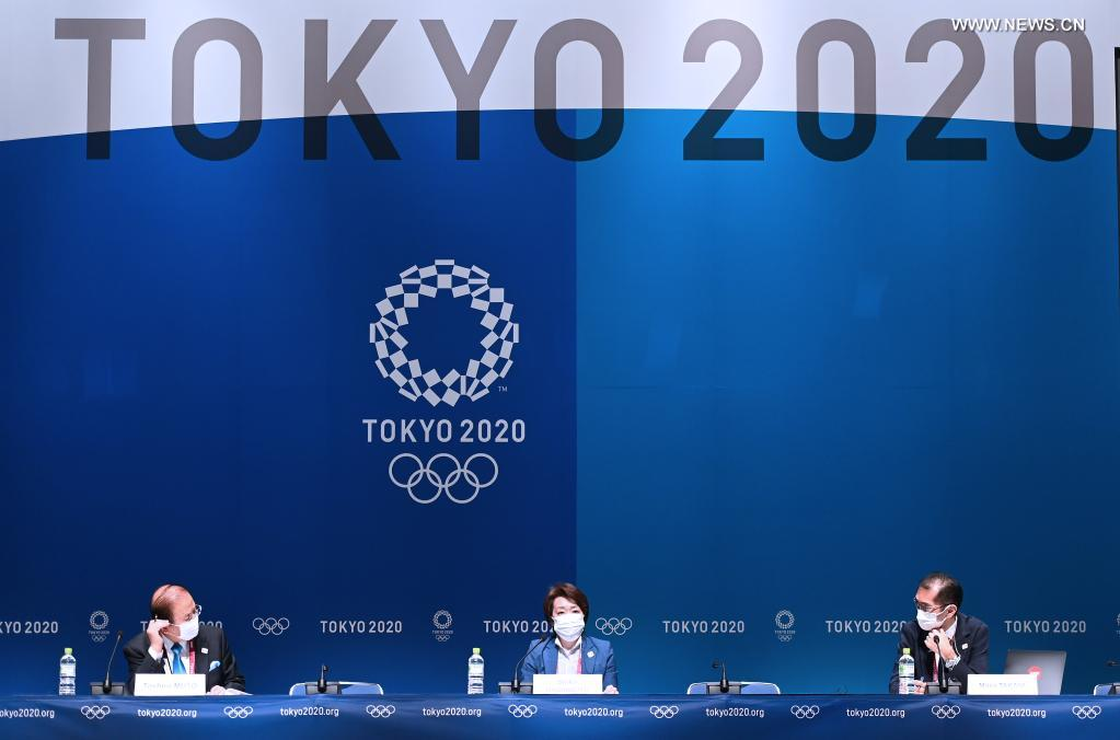 Tokyo 2020 organizers confirm 1st positive Covid-19 case in athletes' village