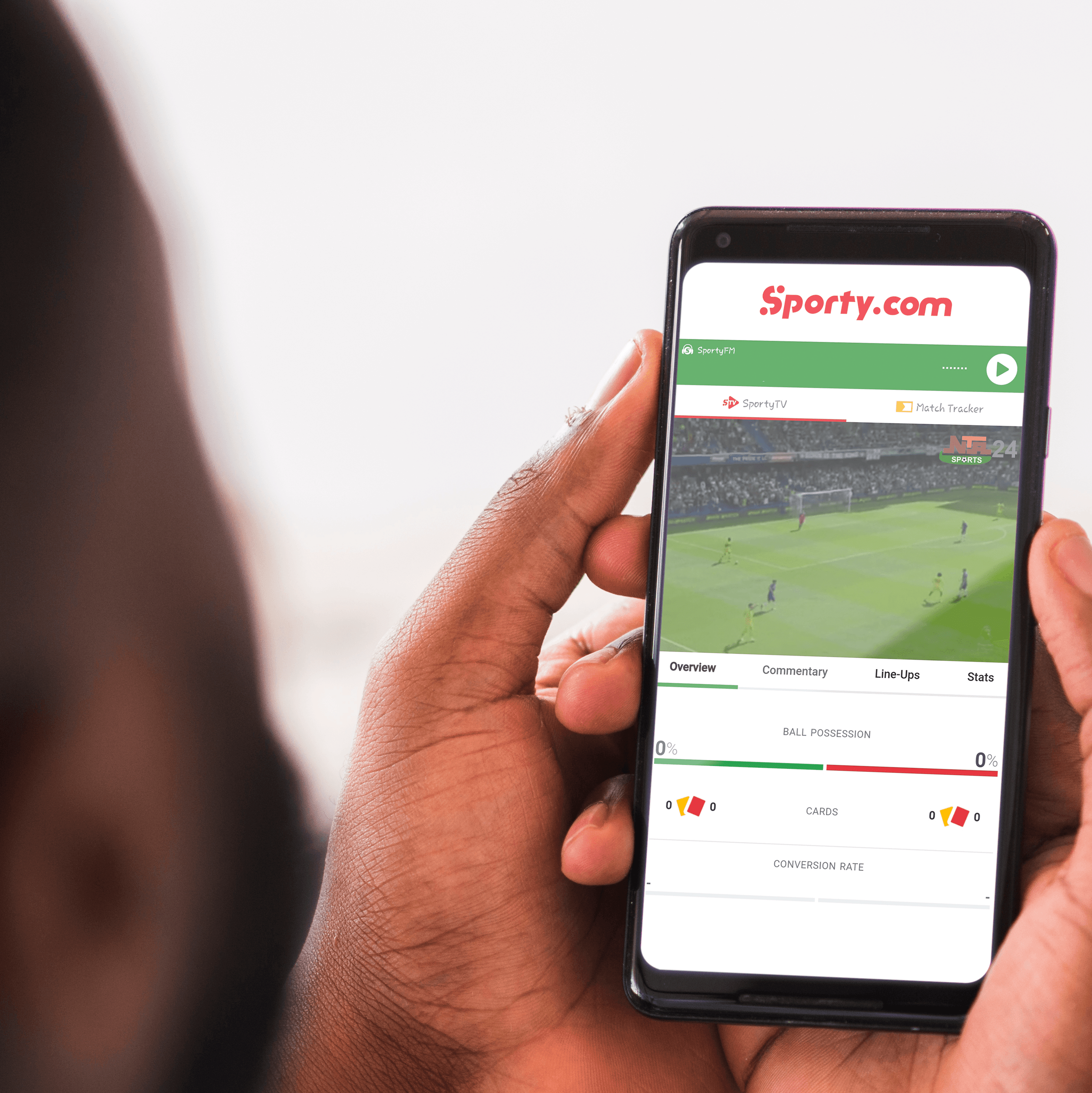 Sporty.com becomes NTA's simulcast partner in Nigeria for its free-to-air broadcast