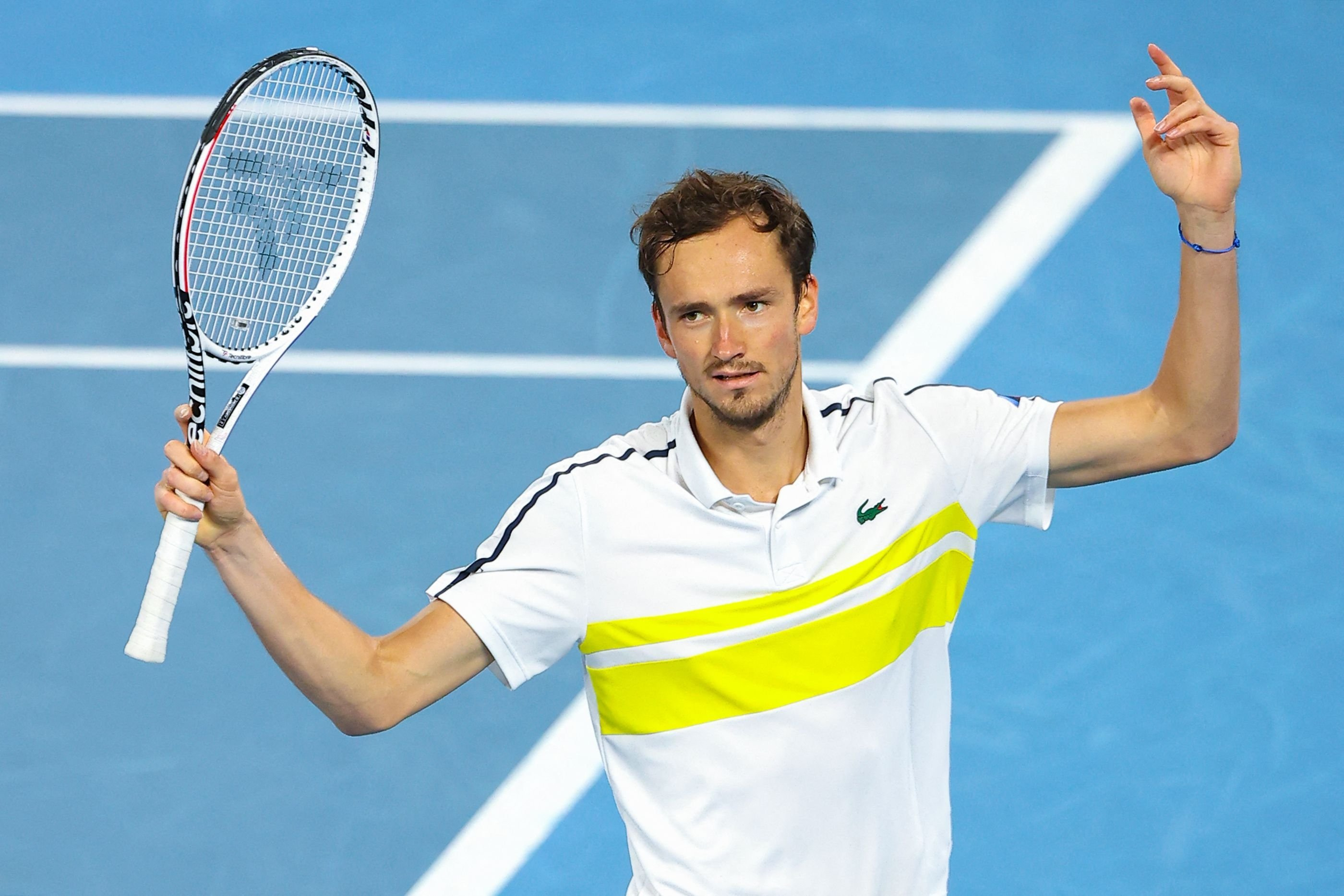 Second seed Medvedev rolls into US Open final