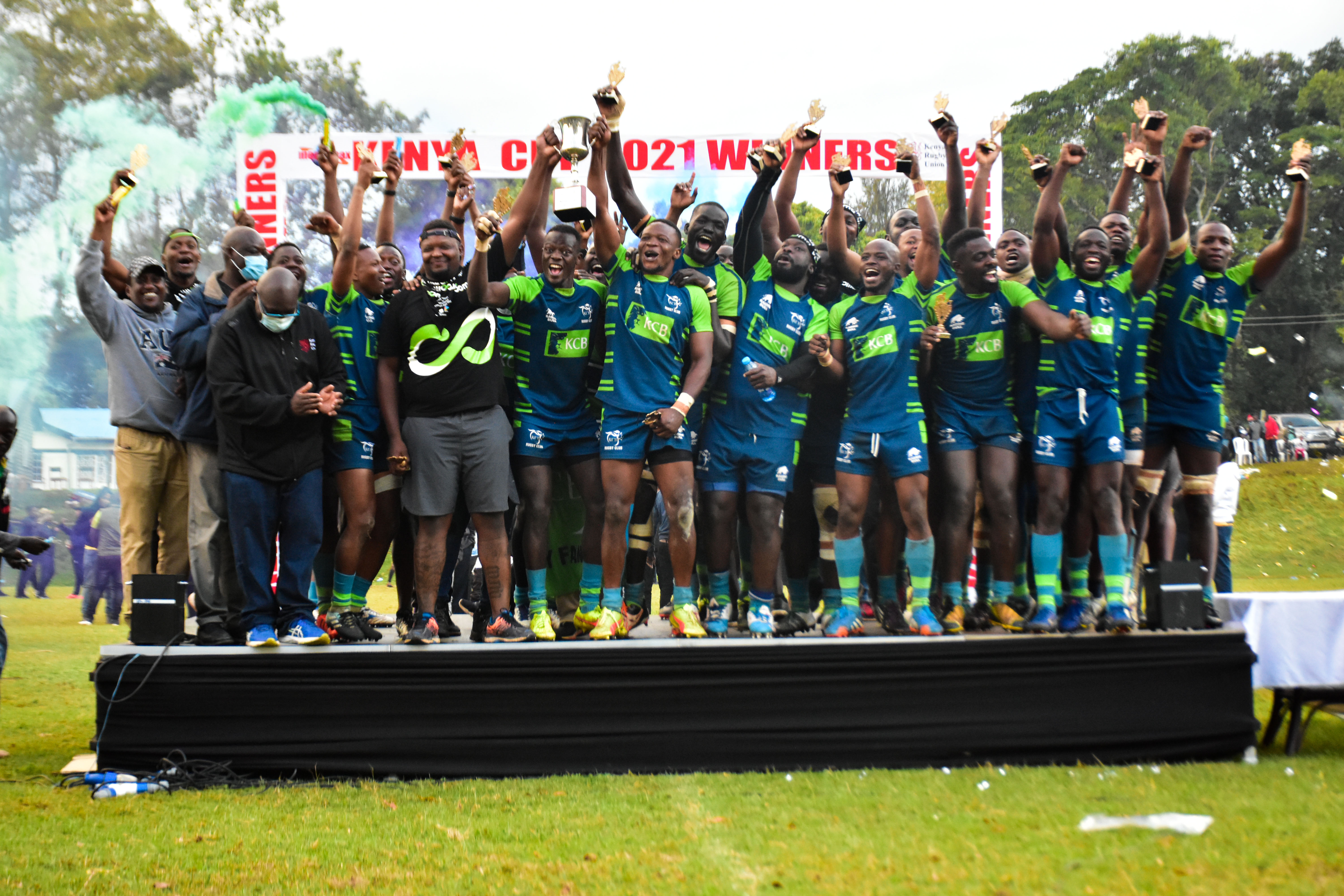 Resilient KCB keep the Kenya Cup