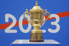 France and global rugby family celebrate two years to go until Rugby World Cup 2023
