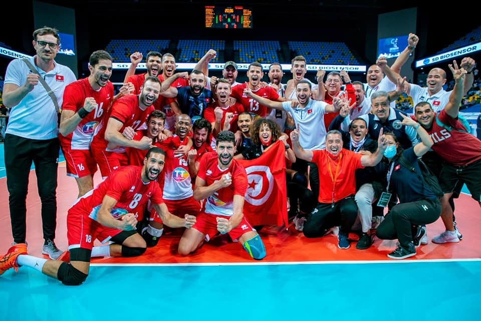 Tunisia win Men's African Volleyball Championship
