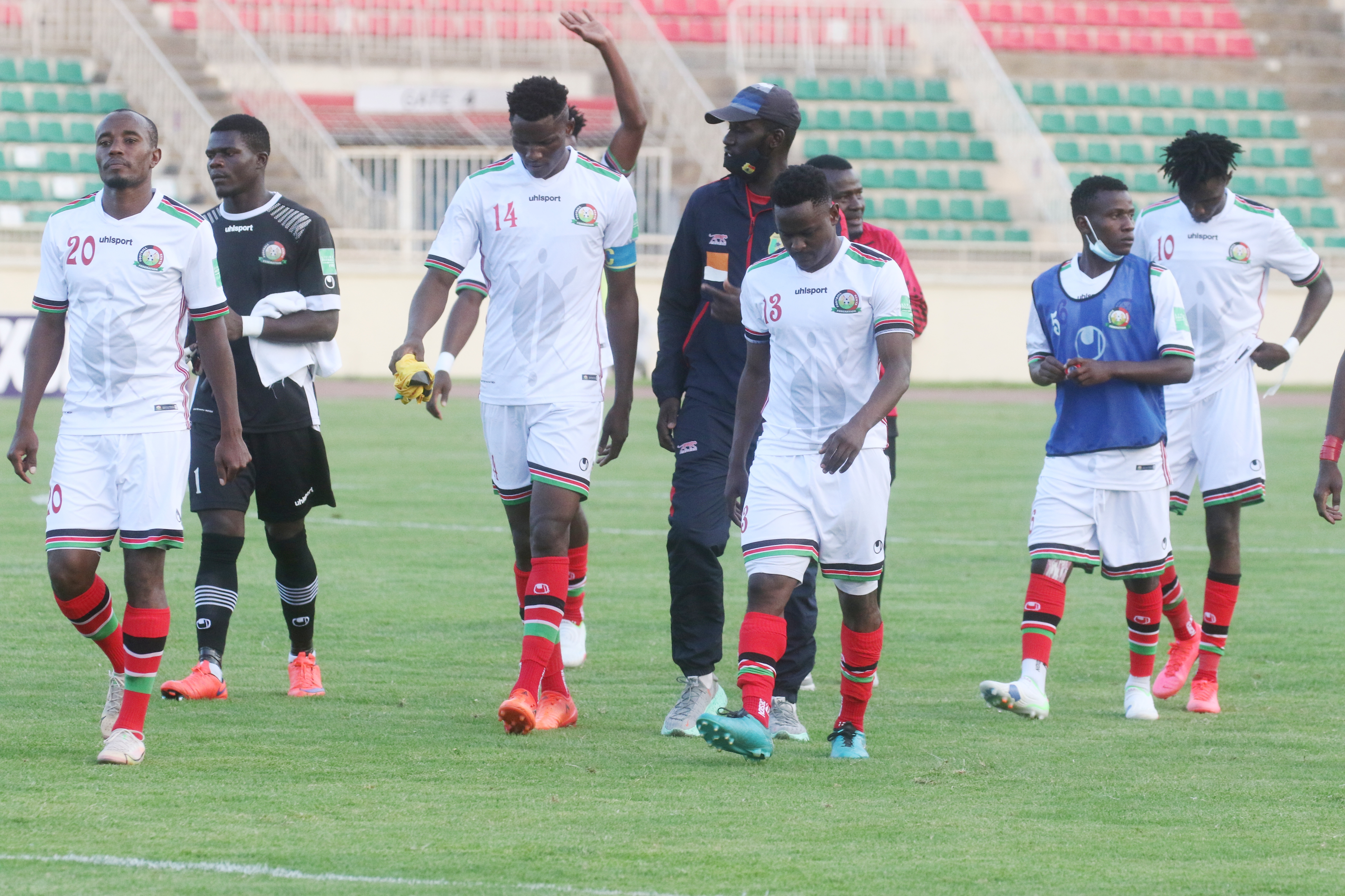 Kenya crash out of 2022 World Cup contention