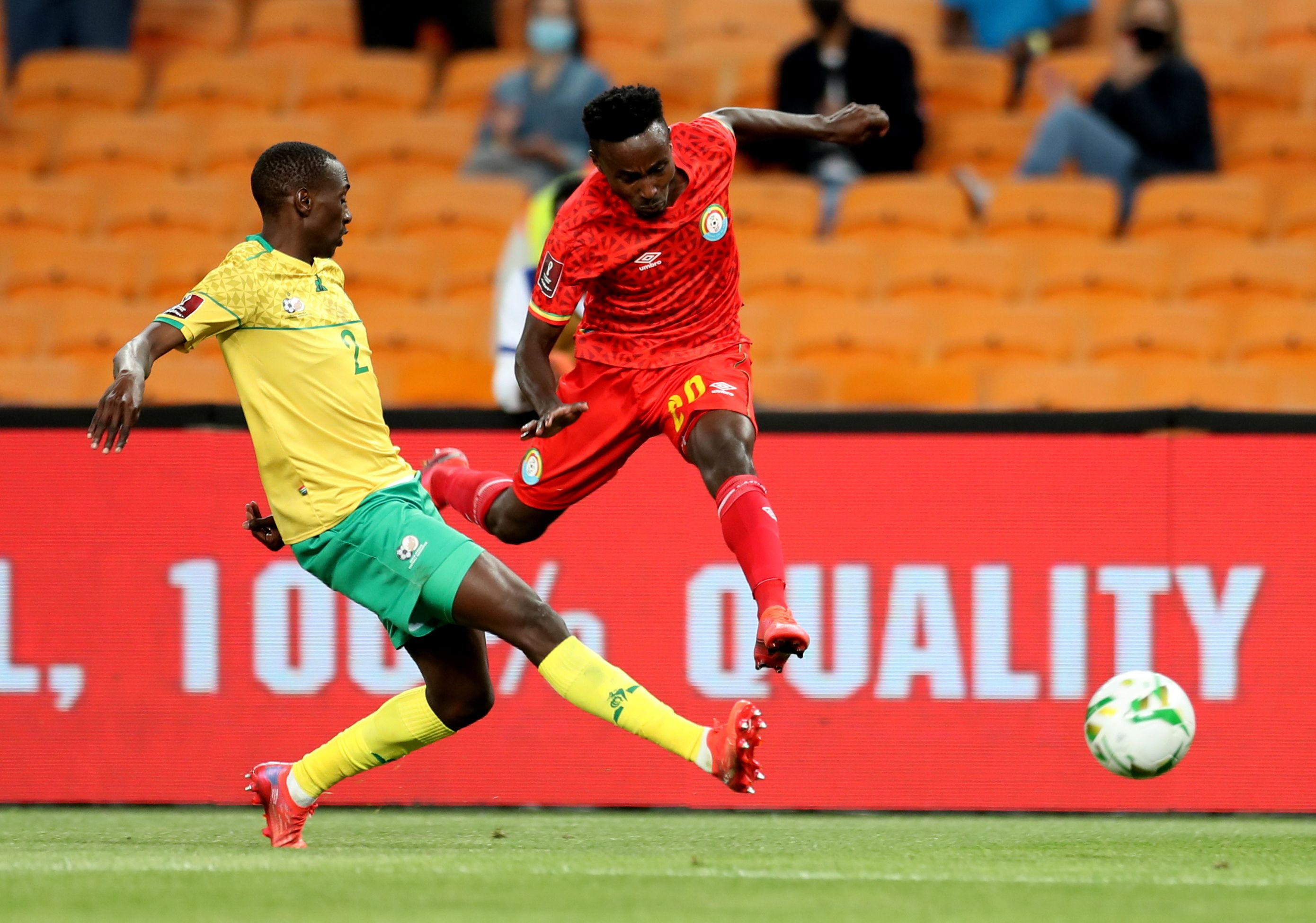 CAF 2022 World Cup Qualifiers: Senegal, Morocco into next round as big names risk elimination