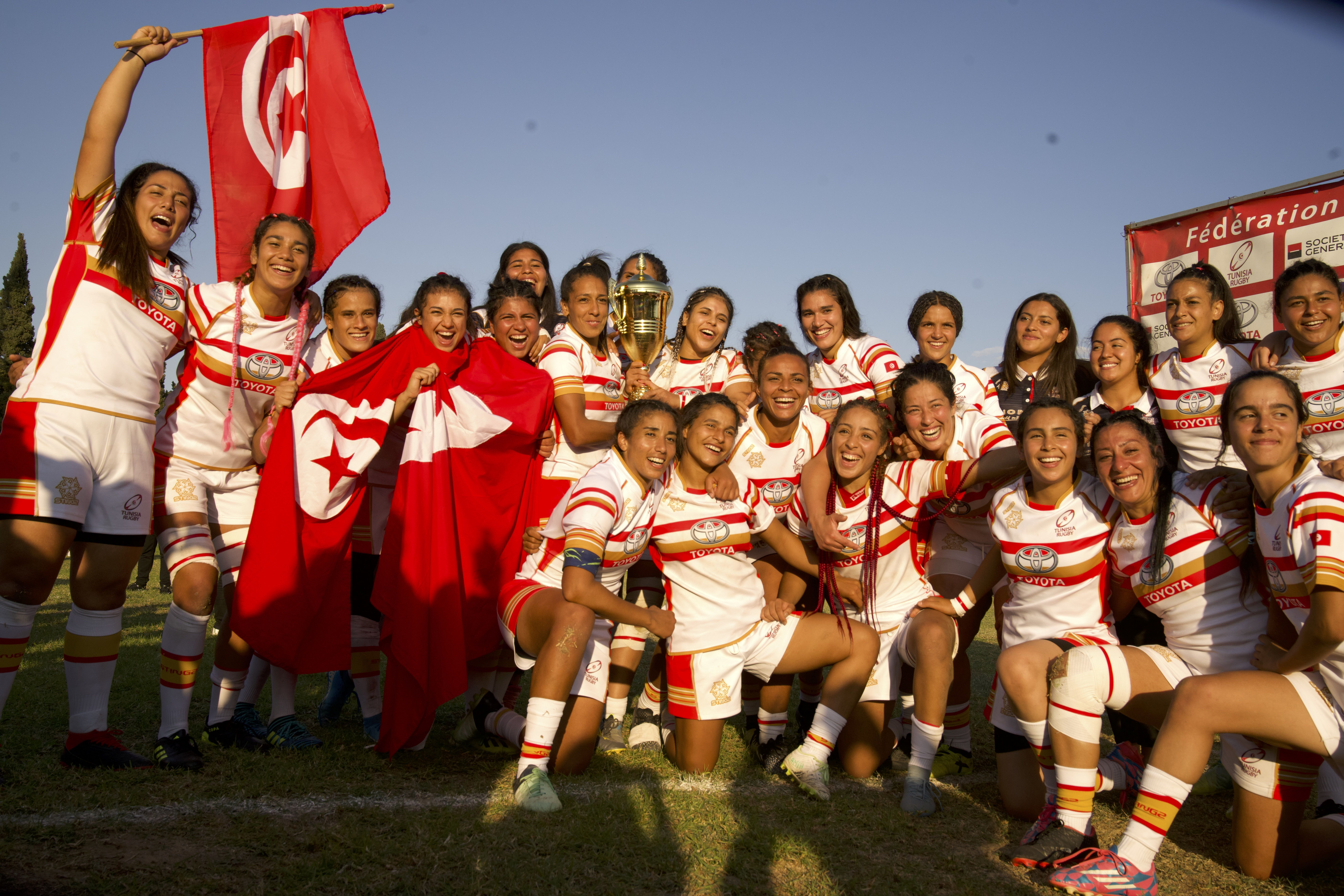 Tunisia whitewash Cote d'Ivoire 61-0 to claim Africa Cup Tournament